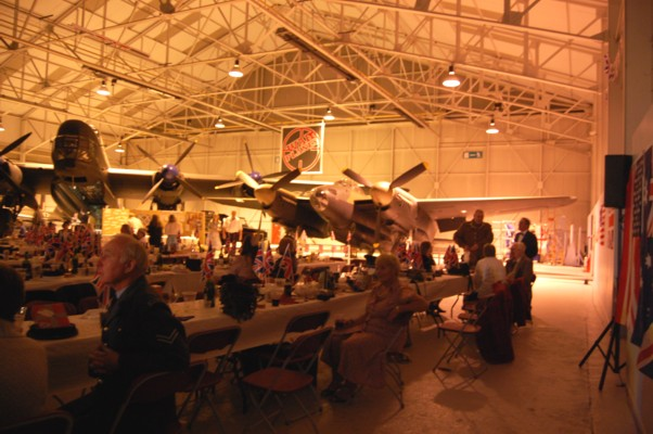 The Atmospheric Surroundings  of the Aviation Museum