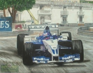 Monaco Champion by Steve Harper
