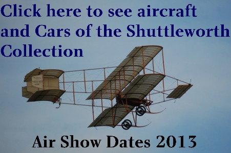 Click here to go to the Shuttleworth Collection Web site